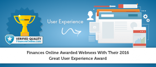 FinancesOnline Awarded Webnexs