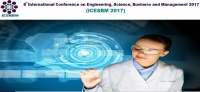8th International Conference on Engineering, Science, Business and Management 2017 (ICESBM 2017)