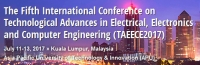 The Fifth International Conference on Technological Advances in Electrical, Electronics and Computer Engineering (TAEECE2017)