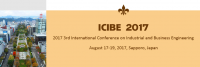 2017 3rd International Conference on Industrial and Business Engineering (ICIBE 2017)