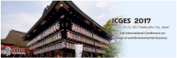 2017 6th International Conference on Geological and Environmental Sciences (ICGES 2017)