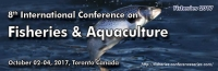 8th International Conference on Fisheries & Aquaculture