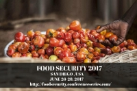 2nd International Conference on Food Security and Sustaibnability