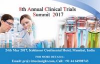 8th Annual Clinical Trials Summit 2017