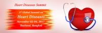 3rdGlobal Summit on Heart Diseases