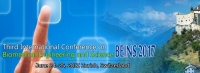Third International Conference on Biomedical Engineering and Science  (BIENS 2017)