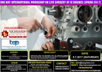 One Day International Workshop on Live Surgery of IC Engines (SPARK-2017)