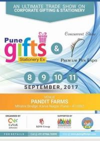 Pune Gifts & Stationery Expo (PGE) 2017