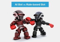 Rule based or AI bot: which one is the dark horse for your business?