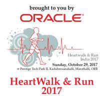 Oracle Heartwalk & Run