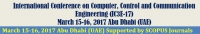 International Conference On Computer, Control And Communication Engineering (IC3E-17)