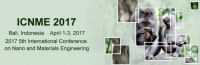 5th International Conference on Nano and Materials Engineering (ICNME 2017)