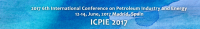 6th International Conference on Petroleum Industry and Energy (ICPIE 2017)