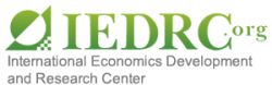 IEDRC - International Economics Development and Research Center